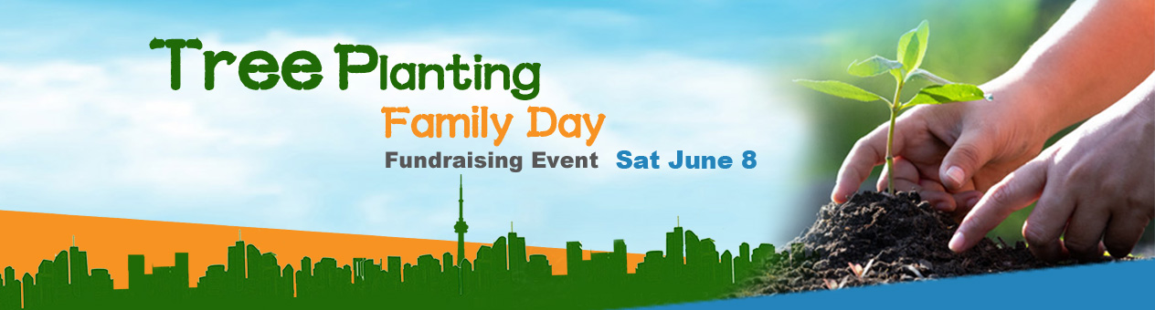 Tree Planting Family Day