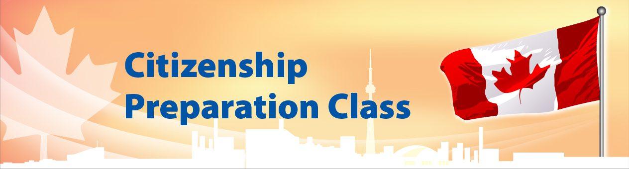 Citizenship Preparation Class