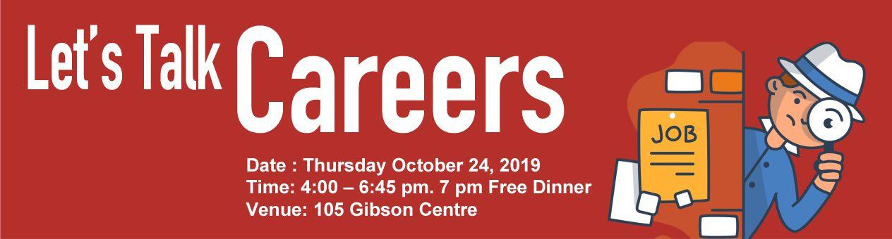 Let's Talk Career