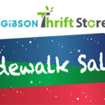 Thrift Store Sales (Christmas/Winter Items)