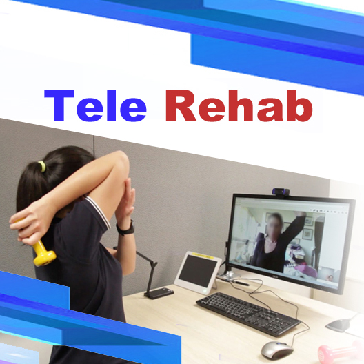 105 Gibson Centre - Tele Rehab Service
