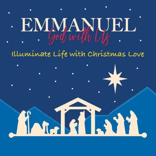 Emmanuel God with Us Christmas 2020 Program