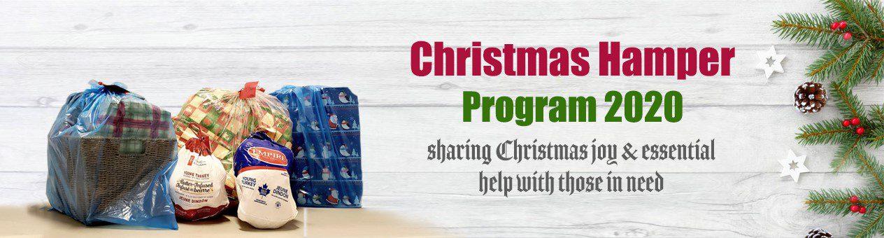 Christmas Hamper Program 2020