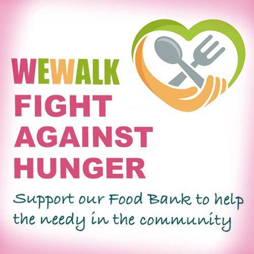 WeWalk - Fight Against Hunger