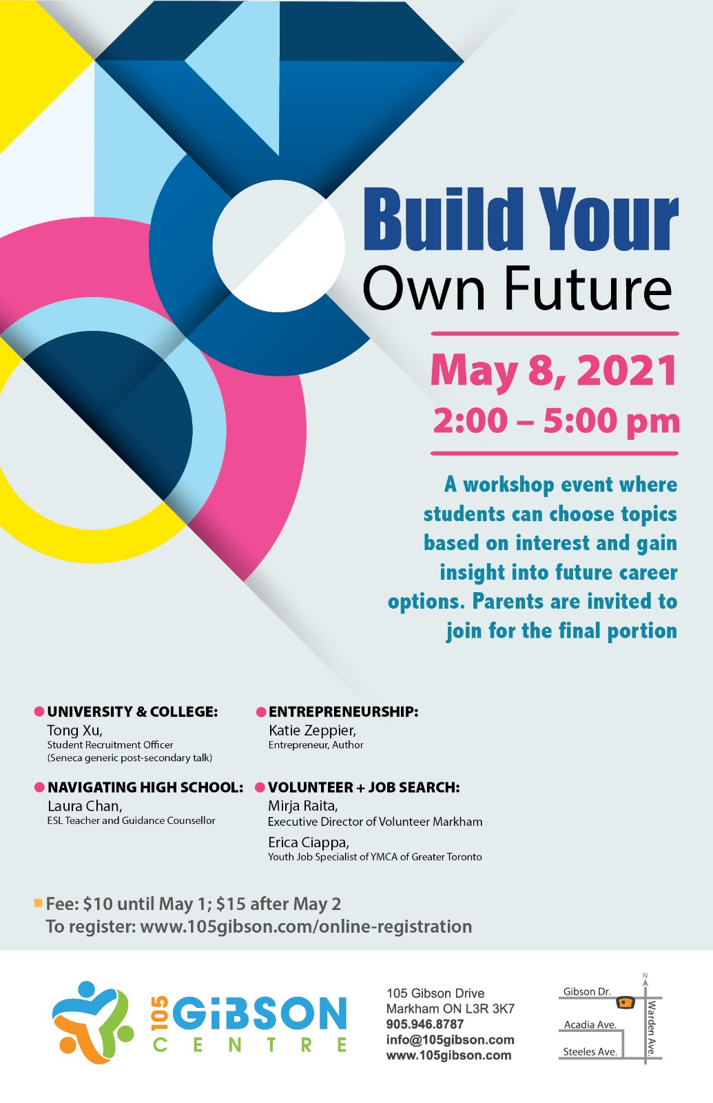 Build Your Own Future