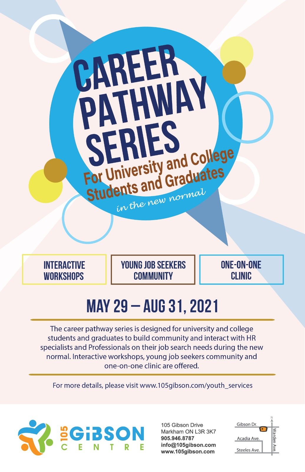 Youth Career Pathway Series