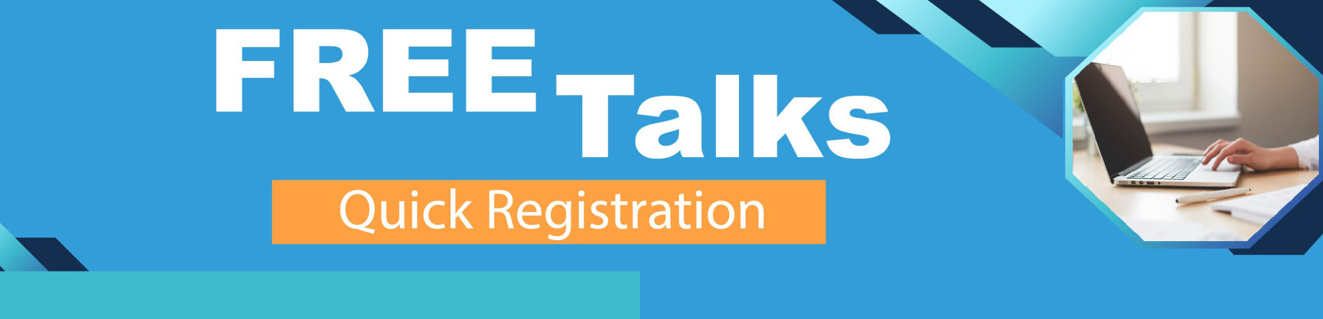 Free Talks Registration
