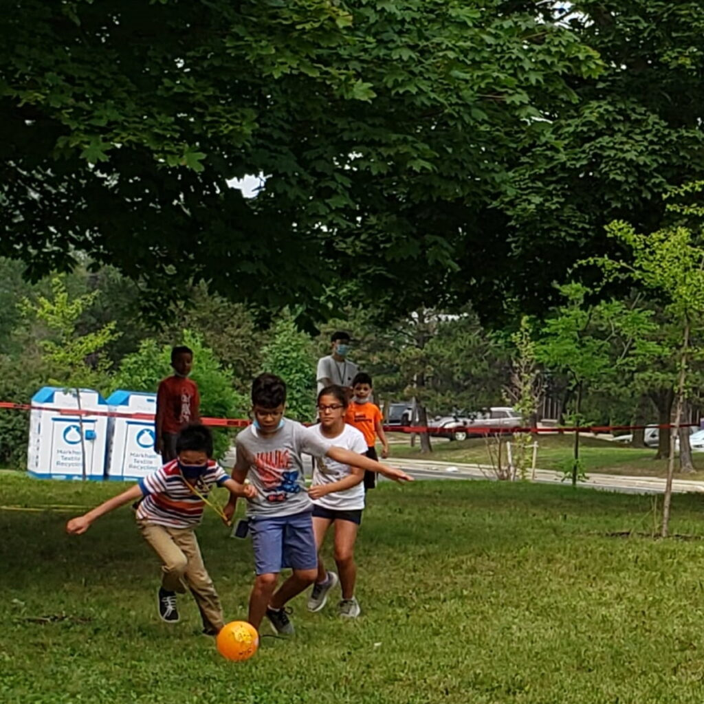 Children's Summer Day Camp 2021